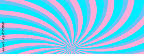 abstract background with rays colorful textures pattern seamless vector illustra Slika na platnu