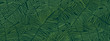 Tropical banana leaf Wallpaper, Luxury nature leaves pattern design, Golden banana leaf line arts, Hand drawn outline design for fabric , print, cover, banner and invitation, Vector illustration.