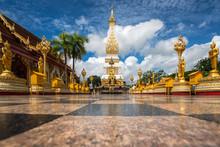 Wat Phra That Panom Temple Iat Nakhon Phanom, Thailand
