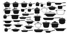 Vector Set Of Kitchen Utensils...