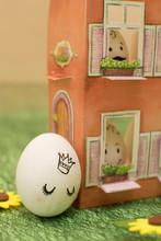 Egg Family On Self-isolation I...