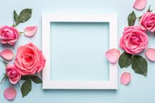 Arrangement Of Beautiful Roses...