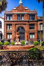 Old Building In Savannah Georg...