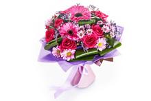 Pastel Colors Wedding Bouquet ...