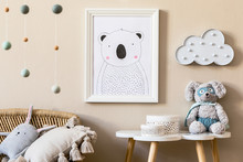 Stylish Scandinavian Nursery I...