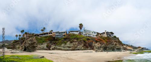 Obraz na plátně Costa californiana, California, USA