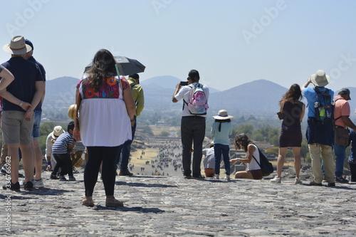 Photo turistas