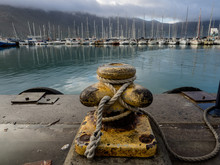Hout Bay Harbour In Cape Town ...