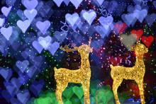 Light Install Art In Christmas Land In New Taipei City In New Taipei City Taiwan