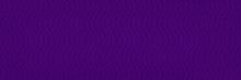Abstract Purple Background Pat...