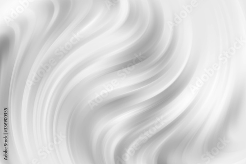 Silver foil texture background Canvas Print