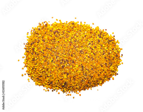 A bunch of yellow bee pollen Fototapeta