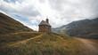 Hohe Tauern Nationalpark_ Kleine Kapelle neben dem Pasterzenhaus, Österreich