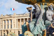Place De La Concorde Fountain ...