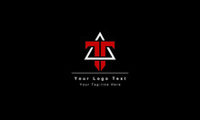Abstract Letter T Logo Design....