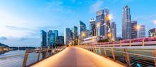 Beautiful And Modern Singapore...