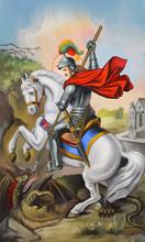 St George Legend Warrior Drago...