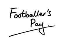 Footballers Pay