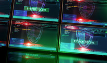 Cyber Security With Shield Sym...