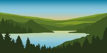 Big River Nature Landscape Out...