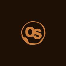 O S OS Initial Logo Template V...