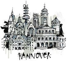 Hannover Stadtansicht