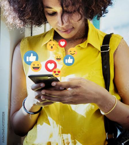 Fotomural Likes on social media