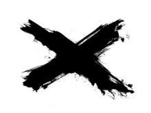 Grunge X Brush Stroke