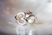 Silver Ring Tiny Jewelry Piece...