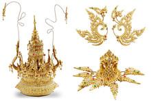 Thai Temple Art