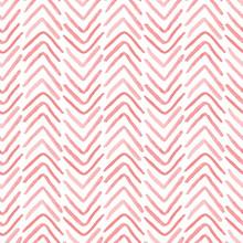 Pink Textured Herringbone Vect...