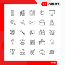 Universal Icon Symbols Group O...