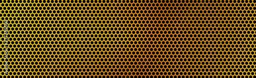 Perforated texture Slika na platnu