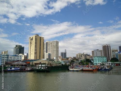 View Of Cityscape Against Sky © andrian wae jih tam/EyeEm