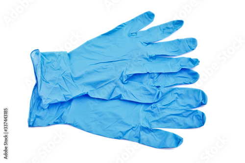 rękawiczki jednorazowe Tableau sur Toile