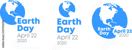 Photo Earth day concept