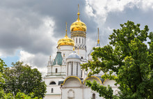 Golden Domes Of Ivan The Great...