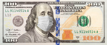 Full 100 Dollar Bill With Conc...