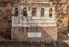 Remains Of Honorius' Gate Near...