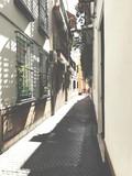 Fototapeta Uliczki - View Of City Street