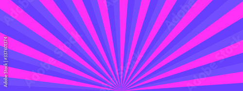 Obraz abstract background with rays colorful vector illustration graphic design  - fototapety do salonu