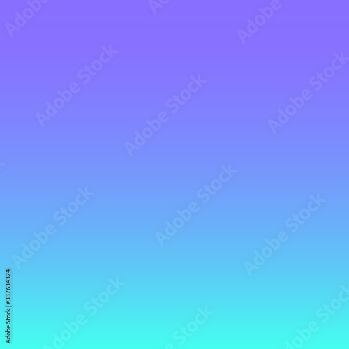 Abstract Purple and blue color gradient background for web, presentations and prints Fototapete