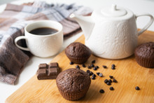 Chocolate Muffins, Chocolate C...