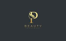 Letter O Beauty Face Logo Design