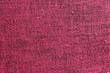 Leinwanddruck Bild - Background and texture burgundy old fabric. Closeup