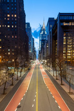 42nd Street View - New York City