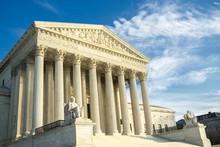 Supreme Court Building In Wash...