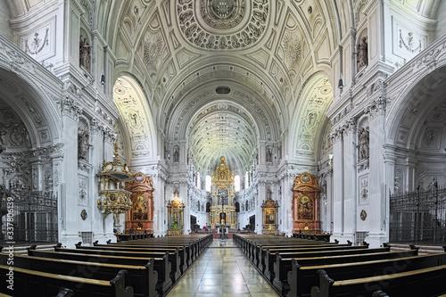 Fotografie, Obraz Interior of St
