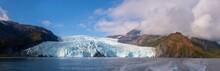Aialik Glacier Panorama On Aia...