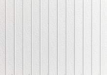 White Corrugated Metal Texture Surface Or Galvanize Steel Background